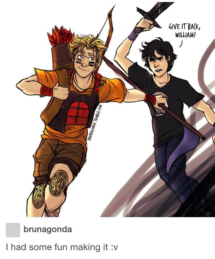 Capture the Flag with Will Solace and Nico di Angelo
