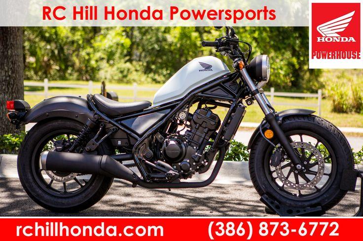 2017 Honda CMX300H for sale in DeLand, FL | RC Hill Honda Powersports (866) 430-1177