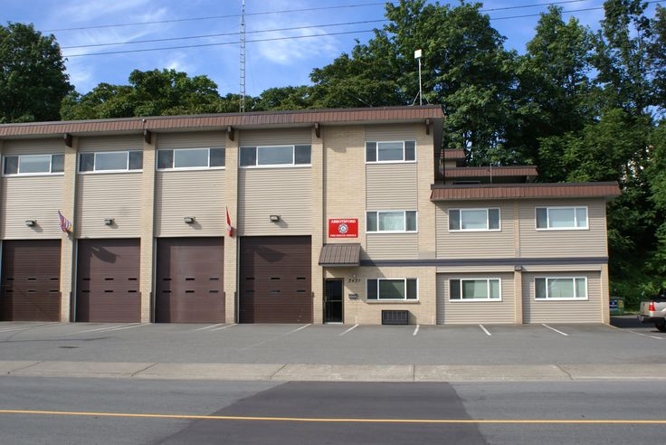 Fire Hall #6 Abbotsford Located at: 2427 West Railway Street, Abbotsford British Columbia