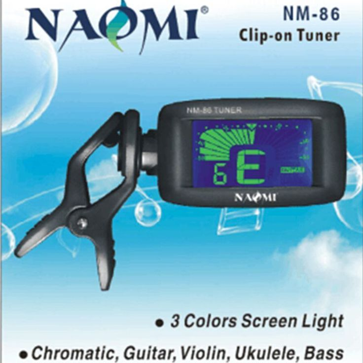 N-A-O-M-I NM-86 Tuner Acoustic Guitar Tuner 3-em-1 Tuner W/luz de Fundo Azul LCD Para Guitarra/Baixo/Ukulele NOVO How to choose the #bestguitartuner that will fit your needs?  Check out or latest #guitartunerreviews & Deals: guitarjunkie.com  guitar tuner | guitar tuner review | best guitar tuner | buy guitar tuner