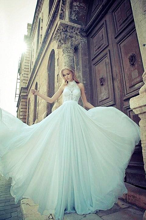 Blue Colored Wedding Dresses 54 Nice Blue wedding dress tumblr