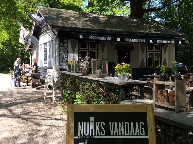 Nurks eethuisje in stadspark Haarlemmer Hout - Haarlem City Blog
