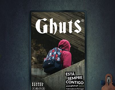 "Check out new work on my @Behance portfolio: ""Ghuts - Bags & Backpacks"" http://be.net/gallery/47953855/Ghuts-Bags-Backpacks"