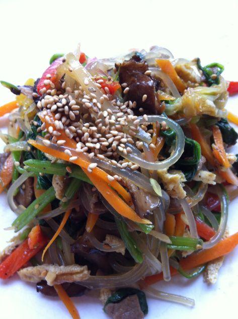 Koreaanse recepten NL