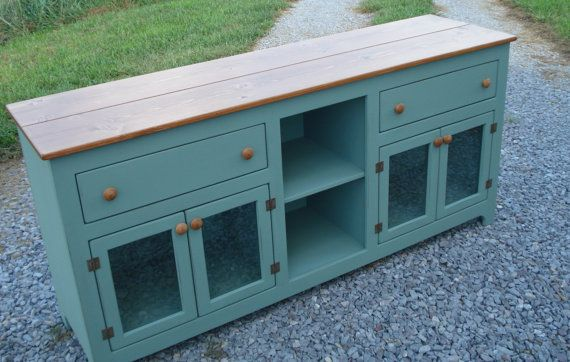 Sideboard, Etsy Furniture, Sideboards and Buffets, Entertainment Center, Media Console, TV Stand, Rustic TV Stand, TV Console