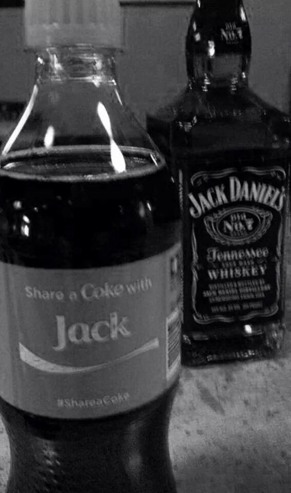 Jack and coke funny