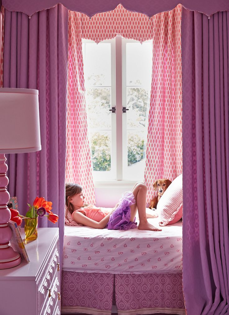 25 best ideas about canopy bed curtains on pinterest Pretty room colors for girls