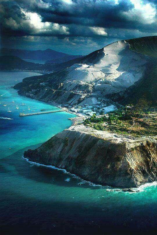 Lipari-Sicilia