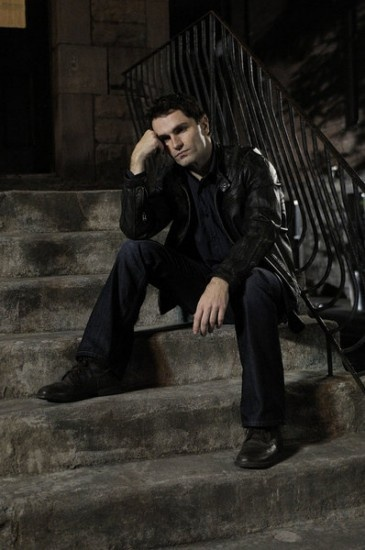 Sam Witwer - Aidan - Being Human SyFy <3