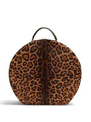 Mica leopard-print bag | Saint Laurent | MATCHESFASHION.COM