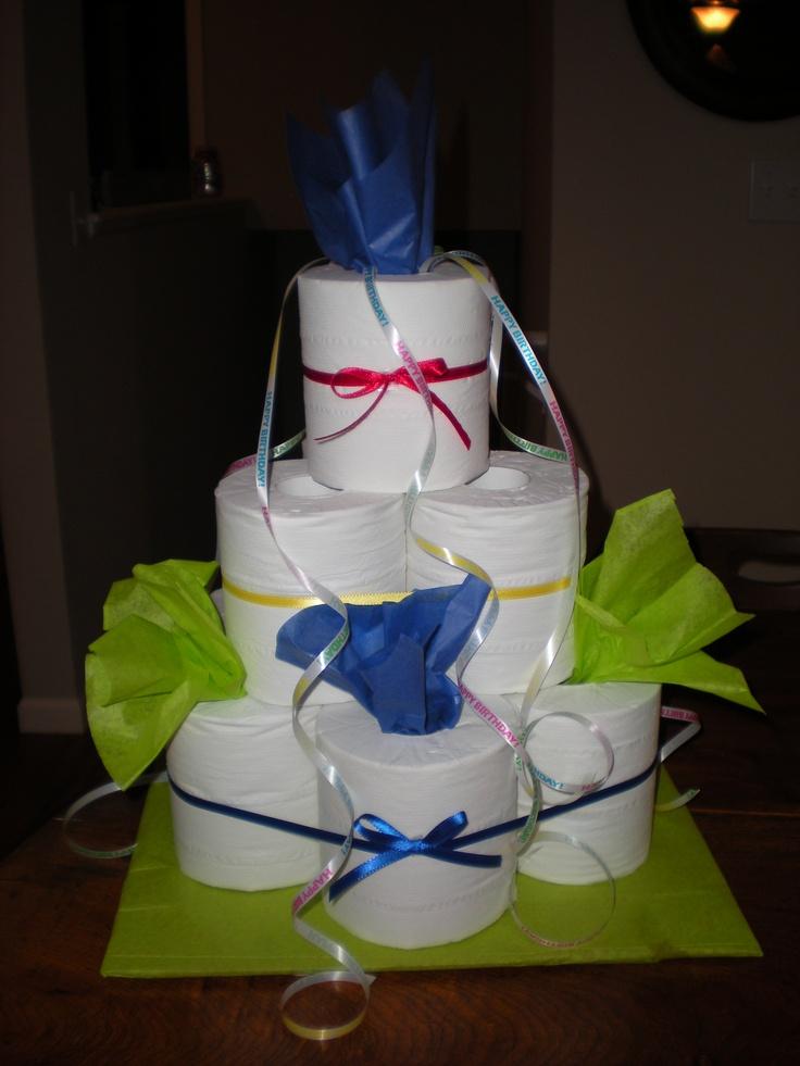 Housewarming And Birthday Cake