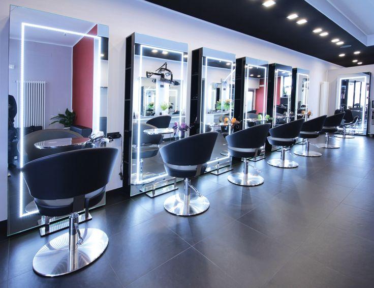 RAIMONDO Hair Diffusion! Porlezza, Lago di Lugano - ITALIA - Salon Ambience - Hairdressing Furniture - Made In Italy - Produzione e vendita arredamenti per parrucchieri e saloni - Arredamento Barbiere - Salon Equipment - Arredamenti Per Parrucchieri