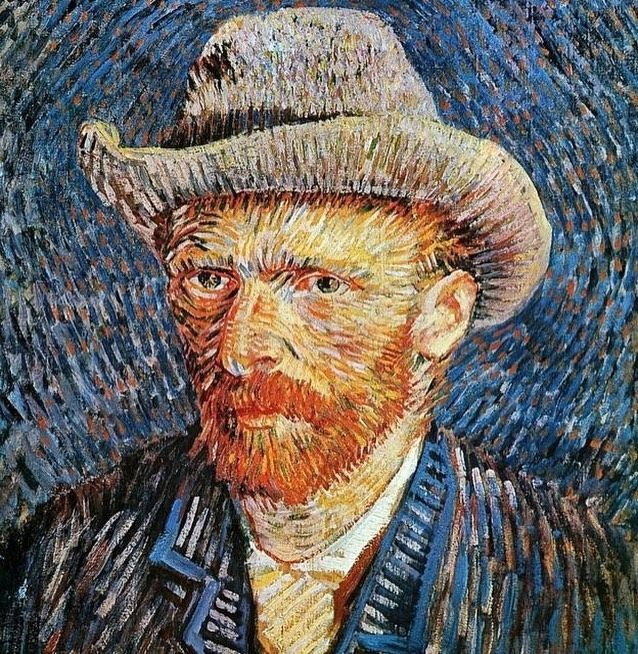 """Rosalynn Herrera on Instagram """"Ayer vi Cartas de Van Gogh"""