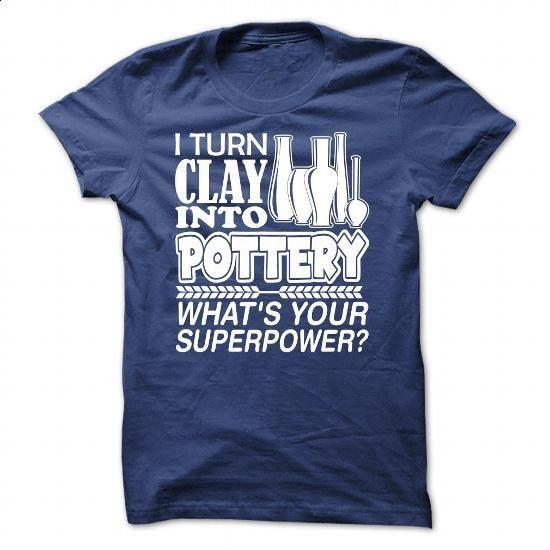 POTTERY MAKER - #funny t shirts #vintage t shirts. MORE INFO => https://www.sunfrog.com/LifeStyle/POTTERY-MAKER-RoyalBlue-Guys.html?60505