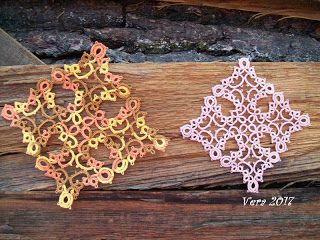 VERA:gondolataim  /kézimunkáról és egyebekről/: Mágikus négyzet,őszi színben.
