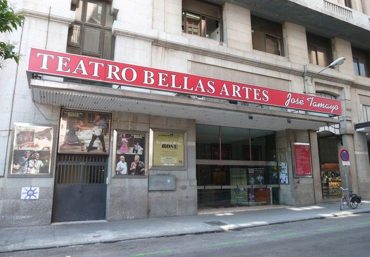 TEATRO BELLAS ARTES (MadridEsTeatro)