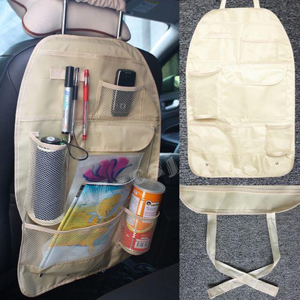 Auto Koeltas Seat Organizer Multi Pocket Regeling Bag Achterbank Stoel Auto Styling auto Bekleding Organiser