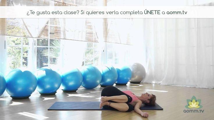 Pilates online - Para antes de dormir