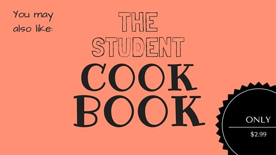 The Student Cook Book