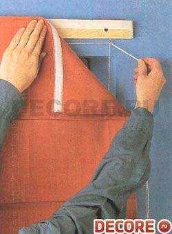 римская штора своими руками - Поиск в Google