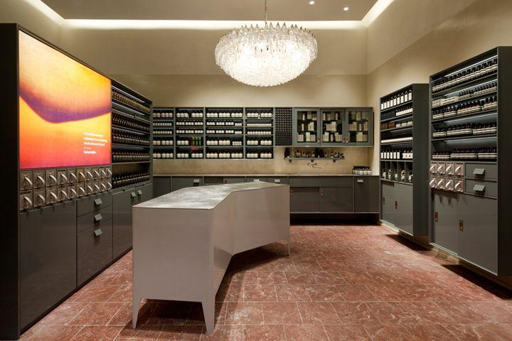 Aesop store by einszu33, Hanover – Germany » Retail Design Blog