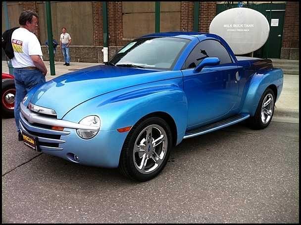 2006 Chevrolet SSR Rampage 407 HP