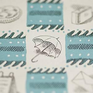 Judd Street: Harold Jones-designed paper at the wonderful Shepherds Falkiners fine papers