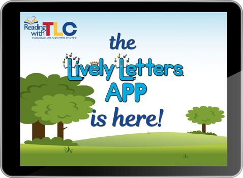 Lively Letters is a reading program that is now available as an app. It is a program that turns abstract letters into colorful characters using stories and songs.
