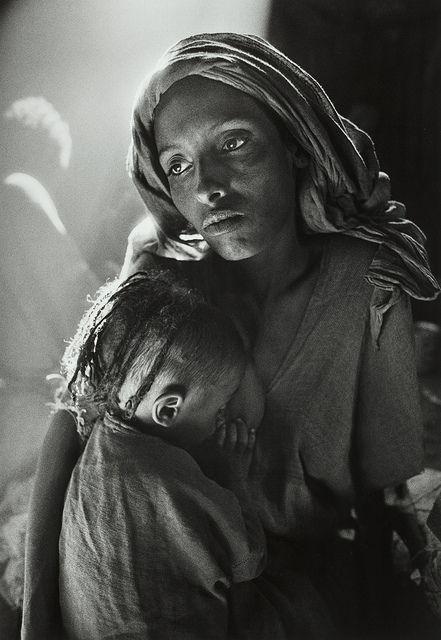 Sebastião Salgado, b. 1944, Ethiopie, 1984