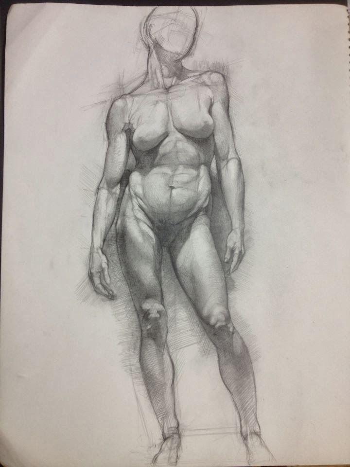 DanielMaidman: Art and Artists III: Forms of Beauty