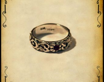 shop for medieval wedding on etsy the place to express your creativity through the buying and selling of handmade and vintage goods - Medieval Wedding Rings