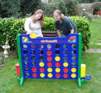Juegos de jardin gigantes : Inforchess