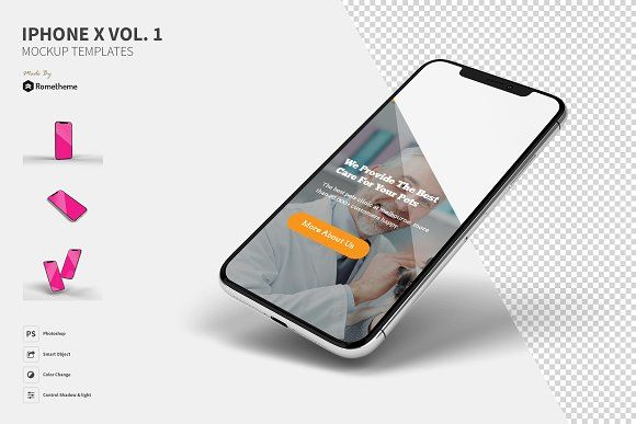 Download Iphone X Mockups Vol 1 Iphone Mockup Mockup Iphone