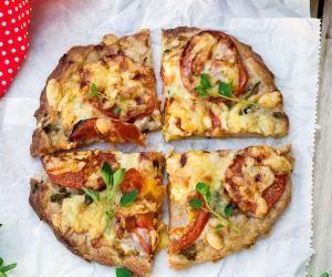 Celozrnná pizza