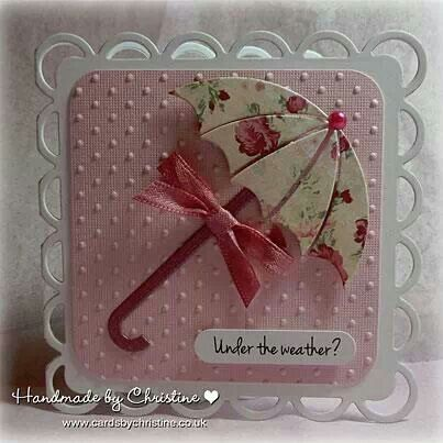 Under weather card