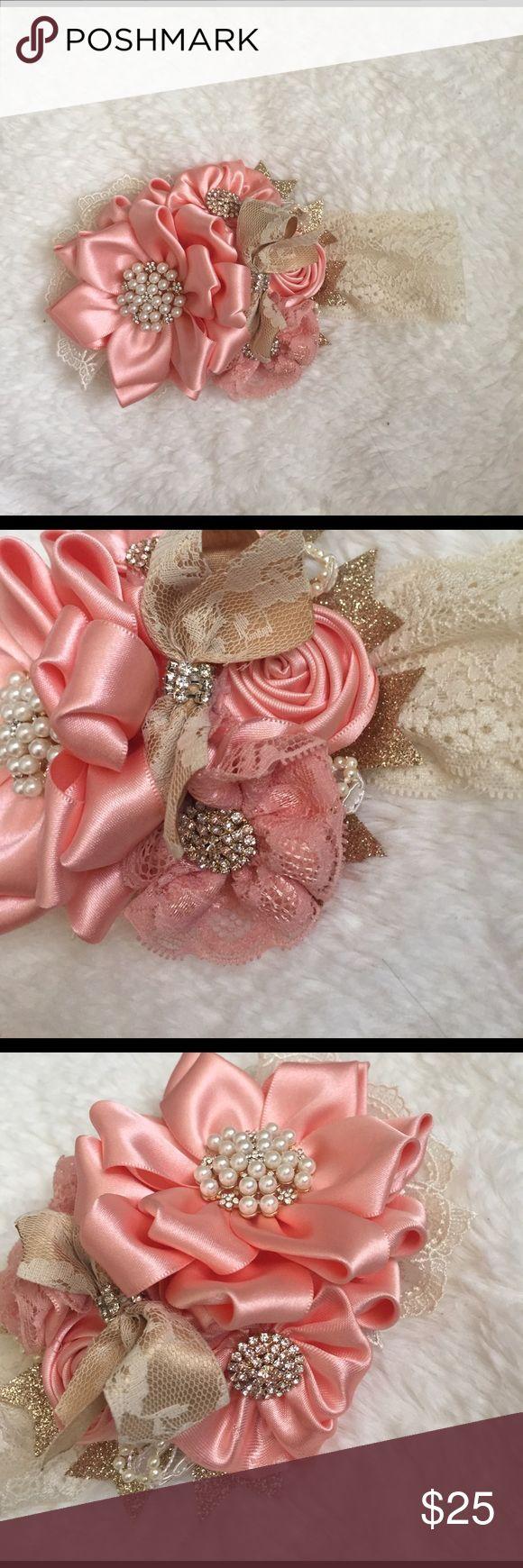 Zara baby hair accessories - Vintage Baby Headband