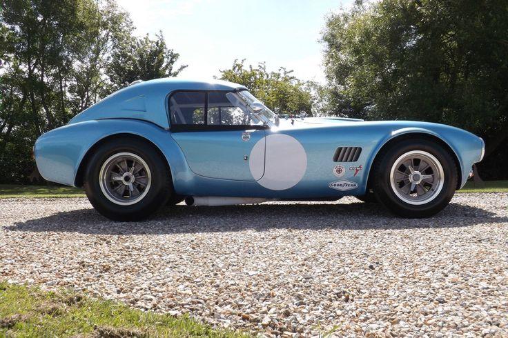 AC Cobra 289 FIA 'Le Mans' Competition car 1 of 3 built