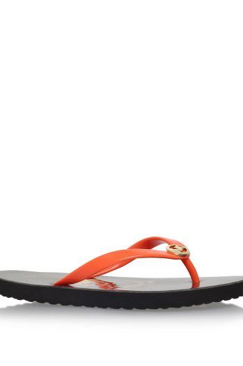 Michael Kors Mk Flip Flop Shiny Brown 220x330 Keep your feet cool with these great flip flops