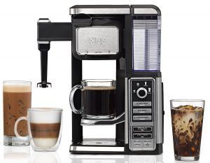 Small Coffee-maker Single-Serve-System-Frother-CF112