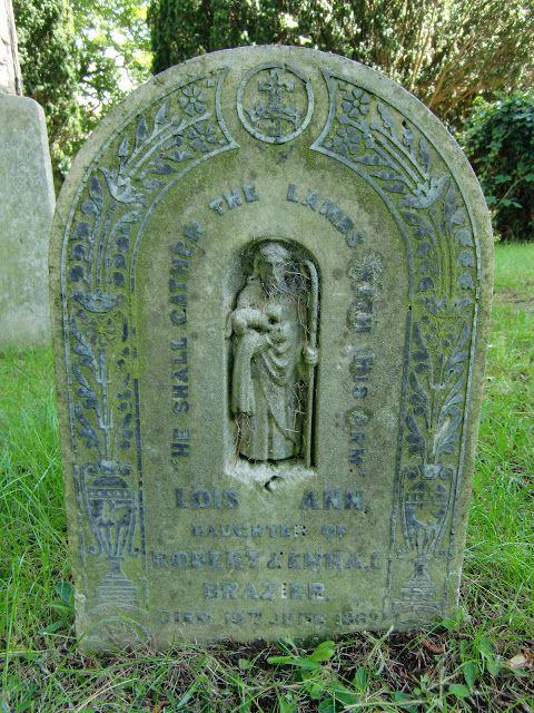 Sleeping Gardens: Wednesdays Child  Bishops Stortford Cemetery, Explorers, Hertfordshire,