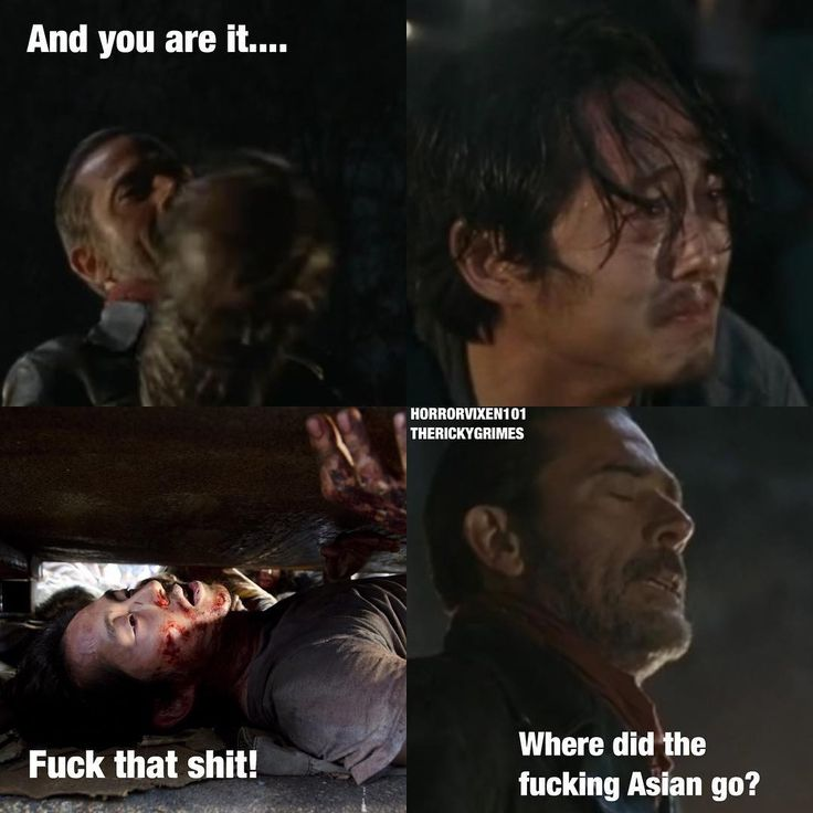 The Walking Dead funny meme. love this one!!!