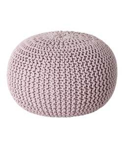 Heart of House Knitted Pod - Lavender. - £38