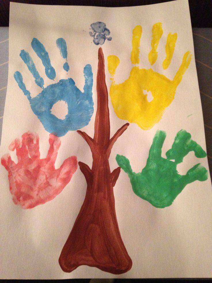 L 39 arbre g n alogique avec empreinte de toute la famille - Arbre genealogique avec photo ...