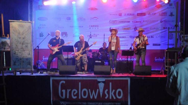 Szeryf w mieście - Rostkowski Country Band - Grelowisko 2016