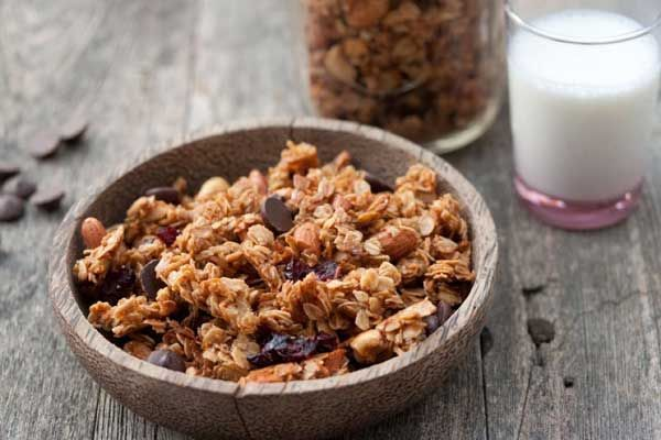 Make The Perfect Triple Coconut Granola in 8 Easy Steps