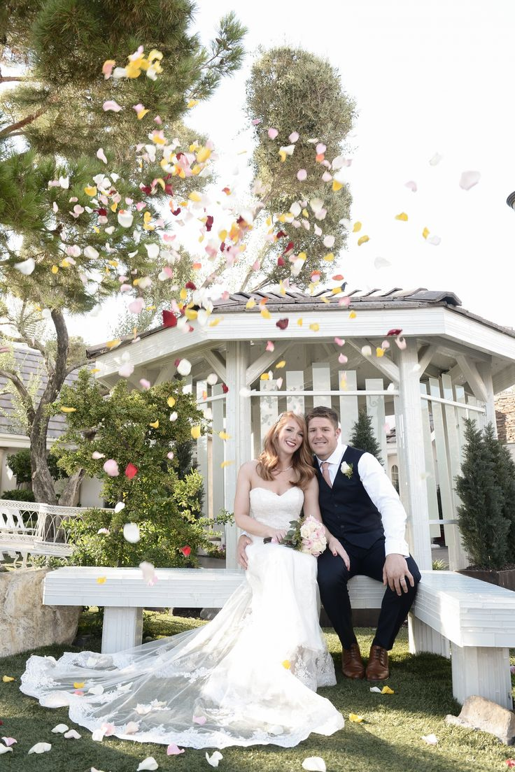 50 best images about gazebo weddings las vegas weddings for Outdoor vegas weddings