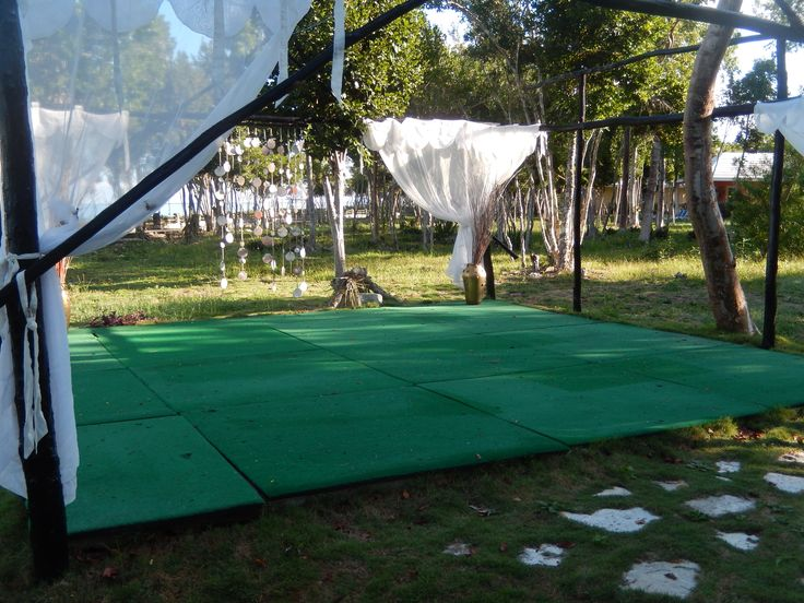 Paradisus Rio de Oro Resort & Spa - Holguín  Yoga Zone Yoga - #ParadisusRiodeOro #DominiqueFavreau conseillère en voyages TravelOnly #Pinterest DivineDestination.ca DominiqueFavreau.com
