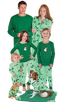 All Family Pajama Sets - PJs for the whole family | PajamaGram... maybe for next year