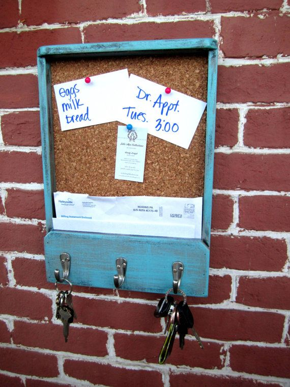 definitely ordering this for the apartment...perfect for organizing keys, mail and to-do items by the door. :) love it.