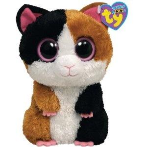 Ty Beanie Boos - Nibbles the Guinea Pig